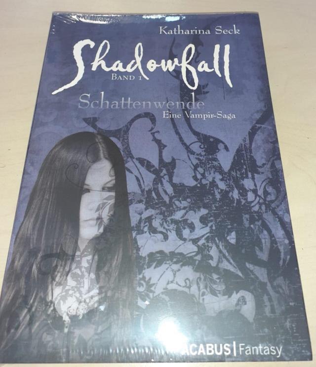 Cover von Shadowfall