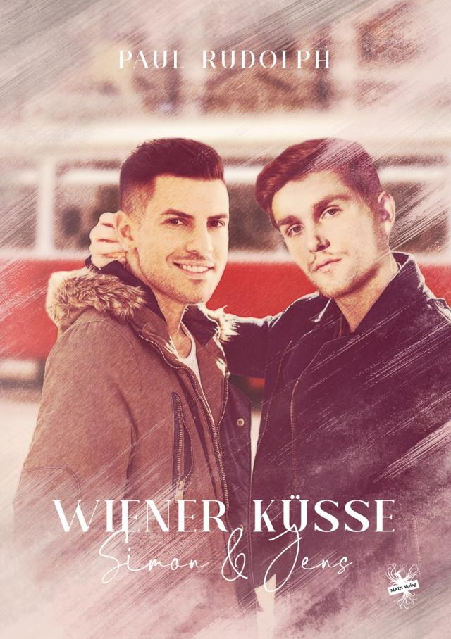 Cover von Wiener Küsse – Simon & Jens
