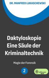 Cover von Daktyloskopie von Manfred Lukaschewski