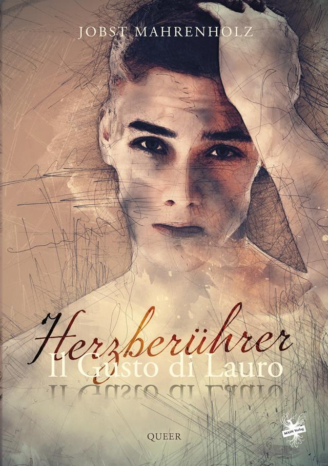 Cover von Il Gusto di Lauro – Herzberührer von Jobst Mahrenholz