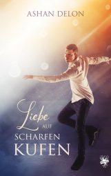 Cover von Liebe auf scharfen Kufen von Ashan Delon