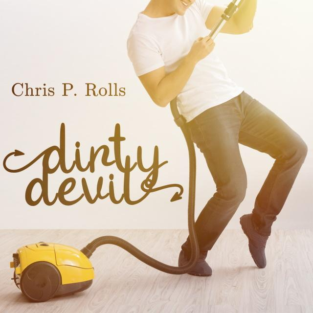 Cover vom Hörbuch Dirty Devil von Chris P. Rolls