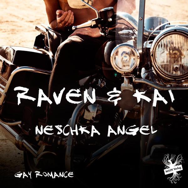 Cover vom Hörbuch Raven & Kai von Neschka Angel